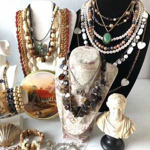 Jewelry and Trinkets Lot 100+ Pc